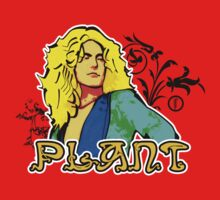Robert Plant by Rodrigo Marckezini
