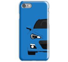 ZC6 Simplistic front end design iPhone Case/Skin
