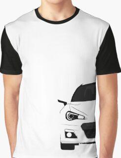 ZC6 Simplistic front end design Graphic T-Shirt