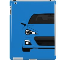 ZC6 Simplistic front end design iPad Case/Skin