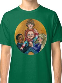 THEIR FRIEND TO THE END Classic T-Shirt