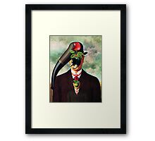 This is Not an Anteater - Memory Loss. Framed Print