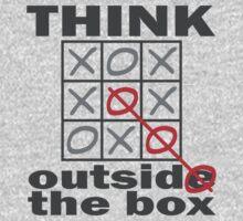 Think Outside the Box by David Ayala