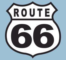 Route 66 Retro Kids Clothes