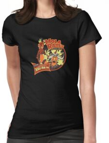 Mola Ram's Kali-ma-ri Womens Fitted T-Shirt