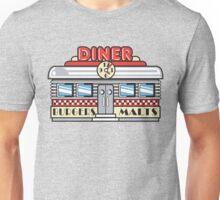 Bowling Retro Diner Unisex T-Shirt