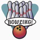 Bowling by SportsT-Shirts