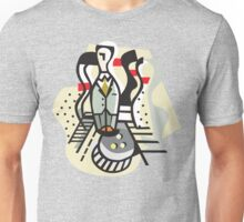 Bowling Abstract Unisex T-Shirt