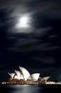 Opera under the moon by SharronS
