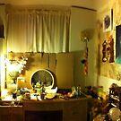 My Workspace by Martina Stroebel