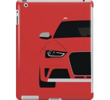 RS4 Avant Simplistic design (B8) iPad Case/Skin