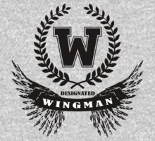 Designated Wingman by David Ayala