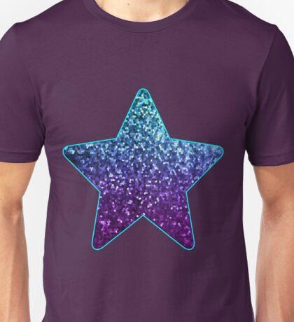 Mosaic Sparkley Texture G198 Unisex T-Shirt