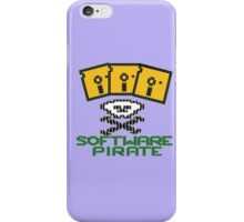 Software Pirate (Old School) iPhone Case/Skin