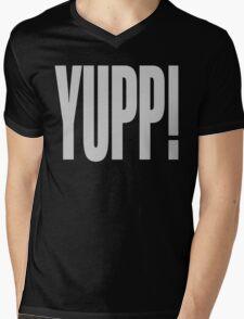 YUPP! Mens V-Neck T-Shirt
