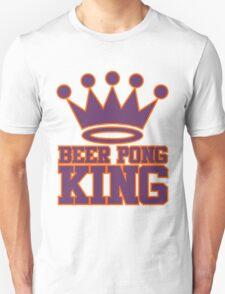 Beer Pong King T-Shirt