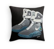 Power Laces, ALRIGHT! Throw Pillow