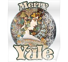 Merry Yule Poster