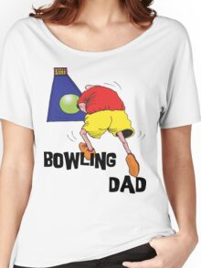 Bowling Dad Women's Relaxed Fit T-Shirt
