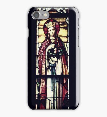 Lady iPhone Case/Skin