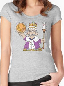 Bowling Champion Women's Fitted Scoop T-Shirt