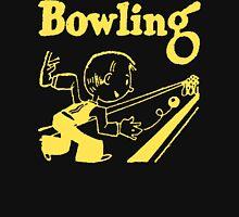 Bowling Vintage Dark Unisex T-Shirt
