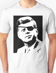 Pirate JFK Unisex T-Shirt
