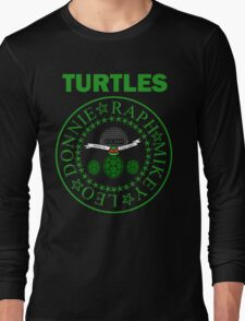 The Turtles Long Sleeve T-Shirt