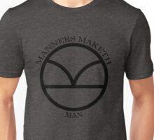 Manners Maketh Man Kingsman Logo Unisex T-Shirt