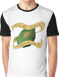 It's an Avocado! Graphic T-Shirt