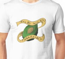 It's an Avocado! Unisex T-Shirt