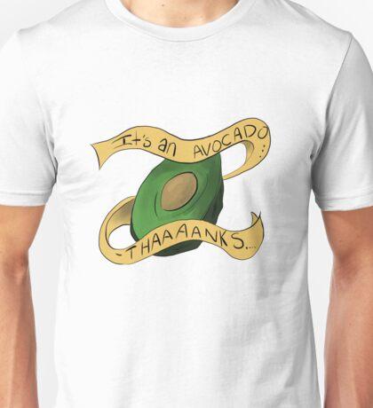 It's an Avocado! Unisex T-Shirt