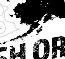 Mush or Die - Alaska Sticker
