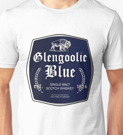 Glengoolie Blue Unisex T-Shirt