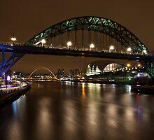 Tyne Bridge by Roddy Atkinson