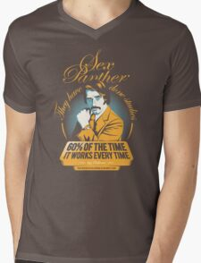 60% Of The Time Mens V-Neck T-Shirt