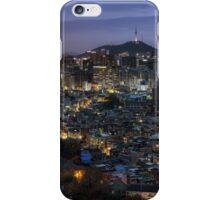 Seoul Panorama Night iPhone Case/Skin