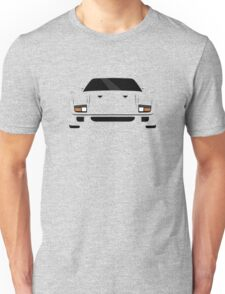 Italian supercar simplistic front end design Unisex T-Shirt