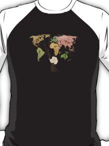 Earth Tree (Birds) T-Shirt