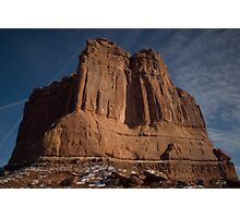 Winter Monument Valley, Arizona Photographic Print