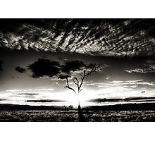 Vanishing Photographic Print