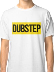 Dubstep (Yellow) Classic T-Shirt
