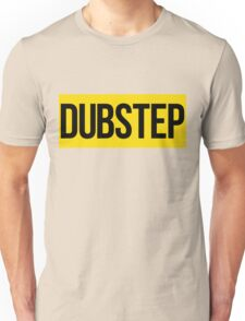 Dubstep (Yellow) Unisex T-Shirt
