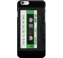 MGS V Tape iPhone Case/Skin