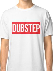 Dubstep (Red) Classic T-Shirt