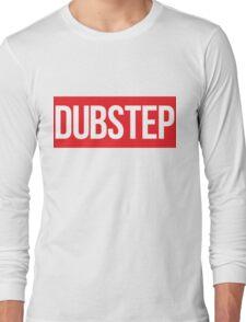 Dubstep (Red) Long Sleeve T-Shirt
