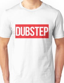 Dubstep (Red) Unisex T-Shirt