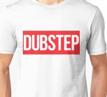 Dubstep (Red) Unisex T-Shirt