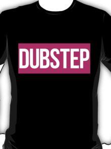 Dubstep (Pink) T-Shirt