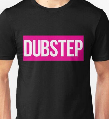 Dubstep (Pink) Unisex T-Shirt